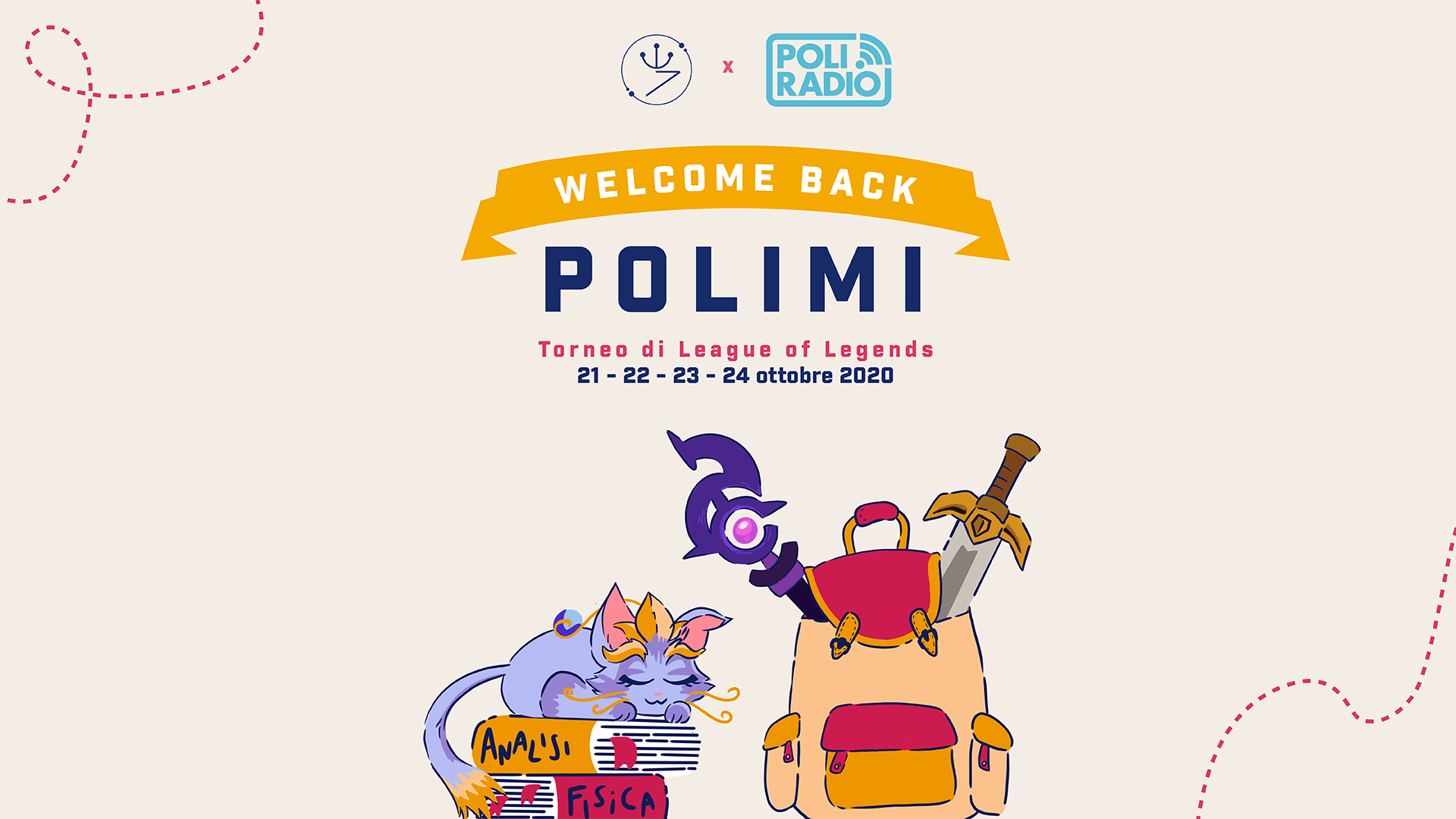 Welcome Back Polimi